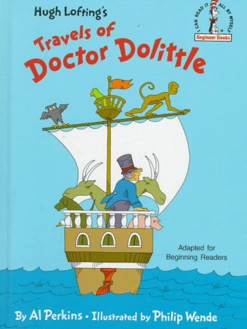 Hugh Lofting's Travels of Doctor Dolittle: Perkins, Al;Lofting, Hugh