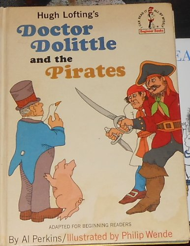 9780394800493: Doctor Dolittle and the Pirates