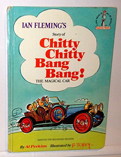 9780394800530: Ian Fleming's Story of Chitty Chitty Bang Bang! the Magical Car.