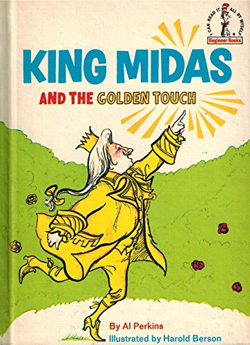 9780394800547: King Midas & the Golden Touch