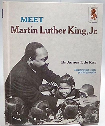 9780394800554: Meet Martin Luther King, Jr. (Step-Up Books)