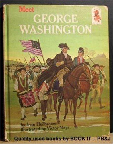 9780394800585: Meet George Washington