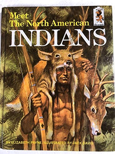 9780394800608: Meet North American Indians