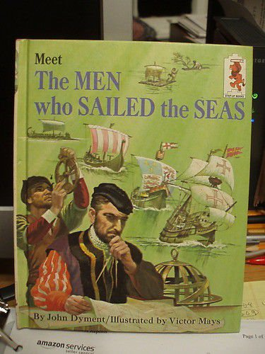 Meet the Men Who Sailed the Seven: Dyment, John
