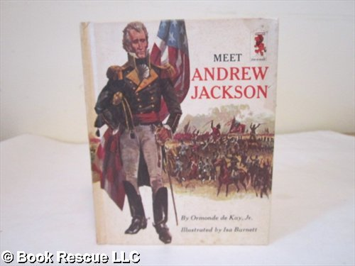 9780394800660: Meet Andrew Jackson,