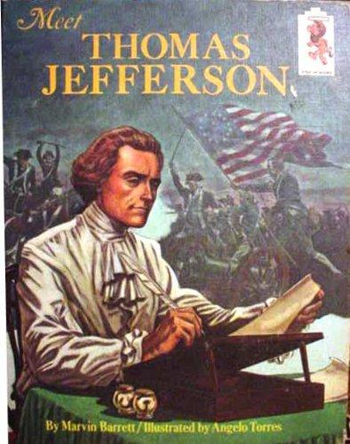 9780394800677: Meet Thomas Jefferson