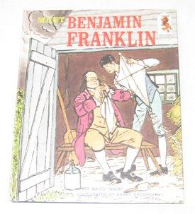 9780394800707: Meet Benjamin Franklin (Step-Up Books, 16)