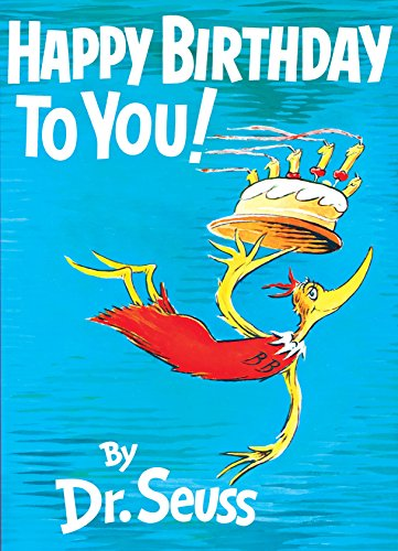 9780394800769: Happy Birthday To You (Classic Seuss)