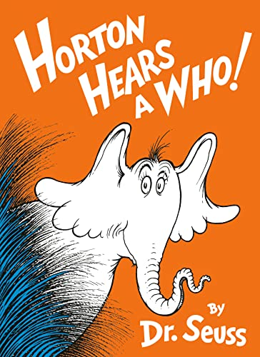 Horton Hears a Who! (Hardcover): Dr Seuss