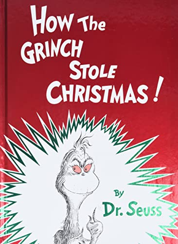 9780394800790: How the Grinch Stole Christmas (Classic Seuss)