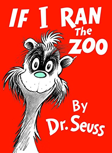 9780394800813: If I Ran the Zoo (Classic Seuss)