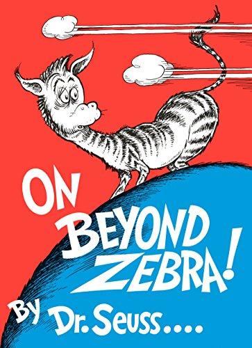 9780394800844: On Beyond Zebra! (Classic Seuss)