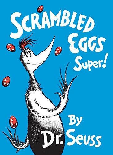 9780394800851: Scrambled Eggs Super! (Classic Seuss)