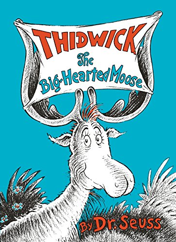9780394800868: Thidwick the Big-Hearted Moose (Classic Seuss)