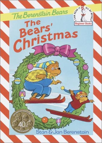 9780394800905: The Bears' Christmas (I Can Read It All by Myself Beginner Books)