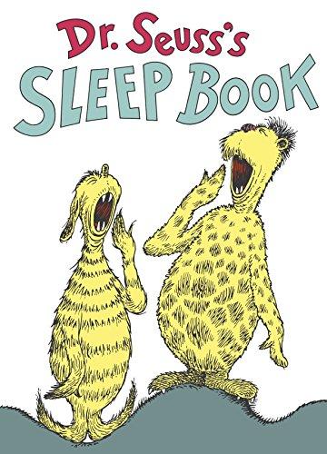 9780394800912: Dr. Seuss's Sleep Book: 50th Anniversary Edition