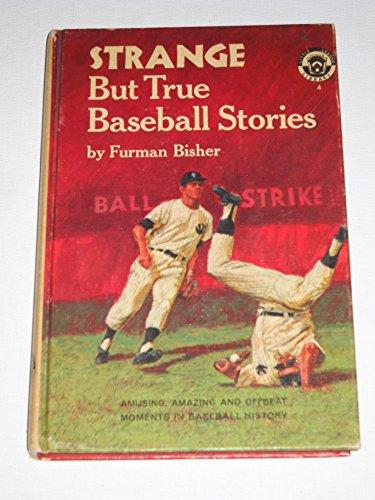 9780394801841: Strange But True Baseball Stories