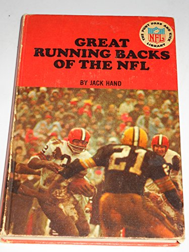 9780394801957: Great Running Backs of the Nfl,