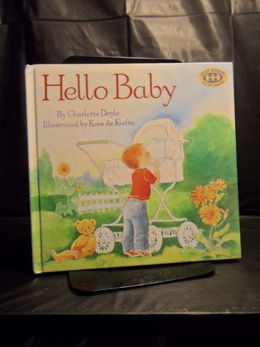 9780394802657: HELLO BABY (Just Right Books/Just Right for 3's and 4's)