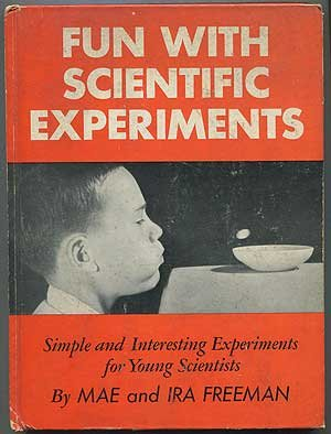 9780394802817: Fun With Scientific Experiments