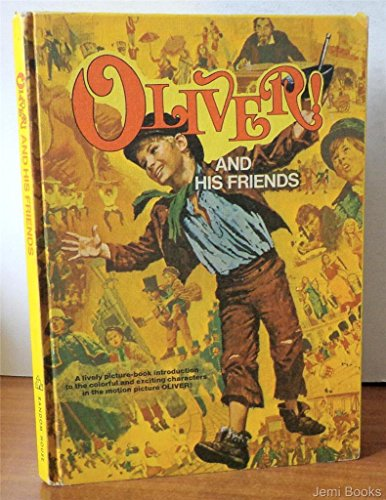 9780394802992: Oliver! Adapted from the screenplay based on Lionel Bart's