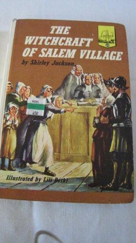 9780394803692: Witchcraft of Salem Village [Paperback] by Jackson, Shirley