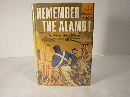 9780394803791: Remember the Alamo