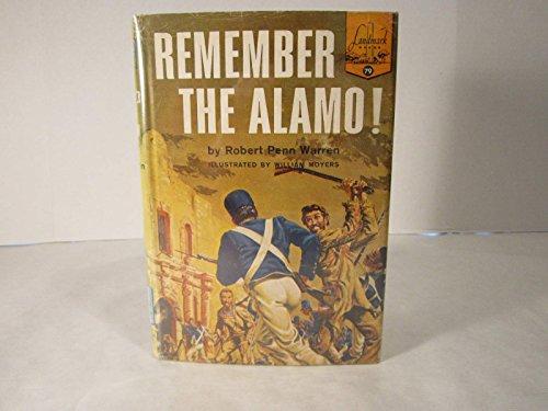 9780394803791: Remember the Alamo