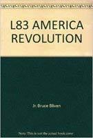9780394803838: L83 AMERICA REVOLUTION (Landmark Books)
