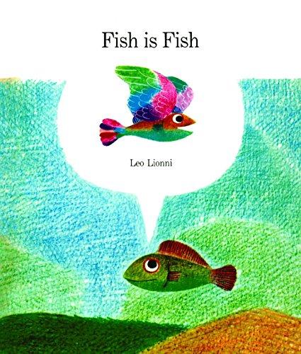 Fish Is Fish: Lionni, Leo