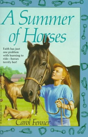 9780394804804: A Summer of Horses (Bullseye Books)