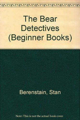 9780394804996: BEAR DETECTIVE-PKG (Beginner Books)