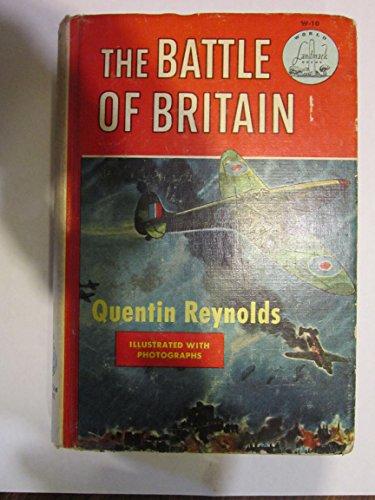 Battle of Britain: Reynolds, Quentin