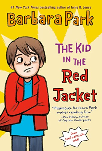 9780394805719: The Kid in the Red Jacket