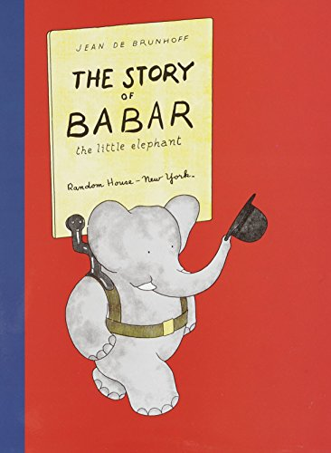9780394805757: The Story of Babar: The Little Elephant (Babar Books (Random House))