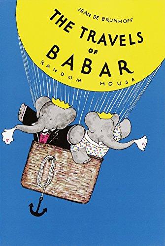 Travels of Babar: Brunhoff, Jean De;