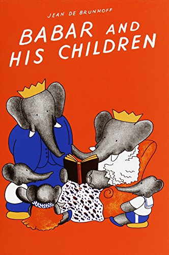9780394805771: Babar and His Children /Anglais (Babar Books (Random House))