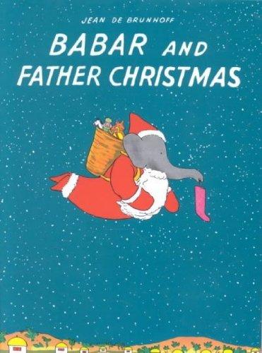9780394805788: Babar and Father Christmas
