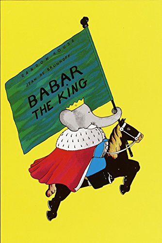 9780394805801: Babar the King (Babar Books (Random House))