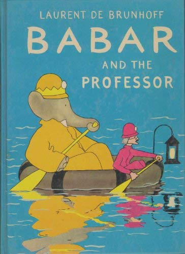 9780394805900: Babar and the Professor
