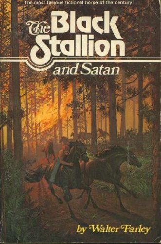 9780394806051: The Black Stallion and Satan