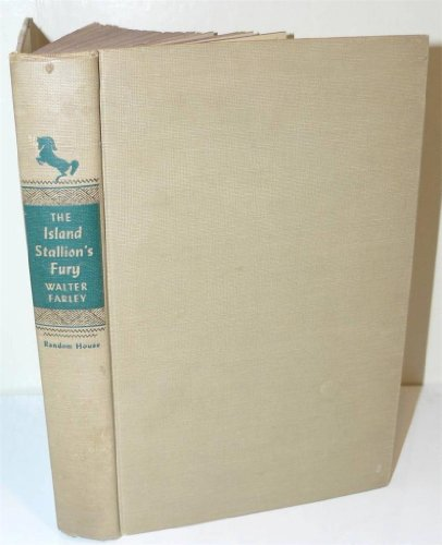 F7 ISLND STALION FURY (9780394806075) by Walter Farley