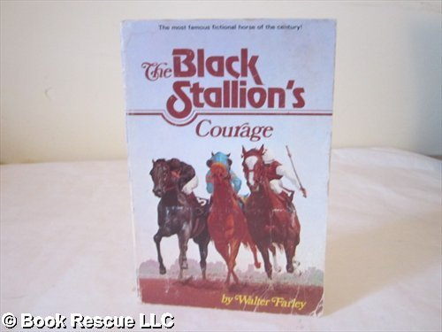9780394806129: F12 BLK STALL COURAGE (Black Stallion (Paperback))