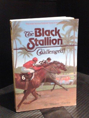 9780394806174: The Black Stallion Challenged (Black Stallion)