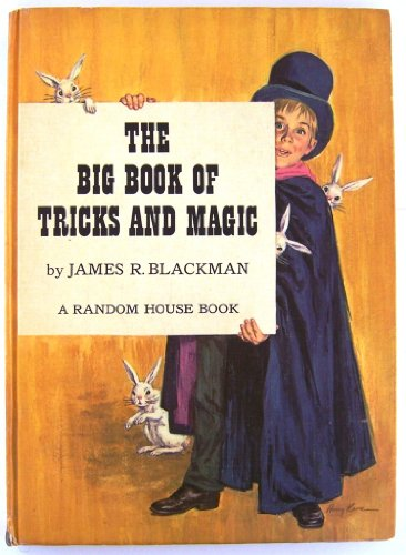 9780394806327: The Big Book of Tricks and Magic = Formerly Titled the Jerry Lewis Book of Tricks and Magic