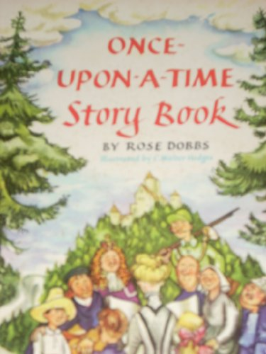 9780394806679: Once-Upon-a-Time Story Book