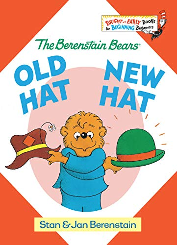 9780394806693: Old Hat New Hat (Bright & Early Books)
