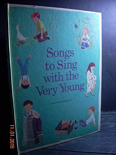 9780394806754: Songs to Sing with the Very Young