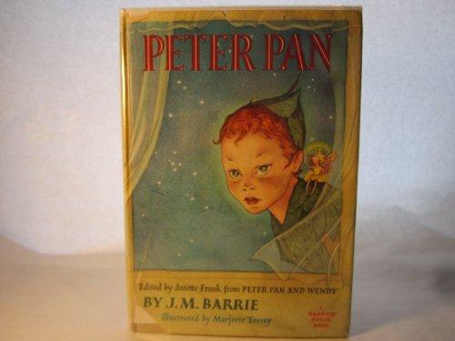 Peter Pan: Barrie, J.M. & Josette Frank & Marjorie Torrey