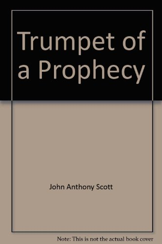 9780394808642: Trumpet of a Prophecy: Revolutionary America 1763-1783 (The Living History Library)